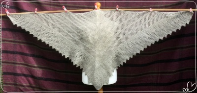 Leicester Shawl