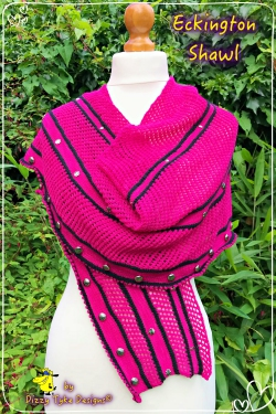 Eckington Shawl