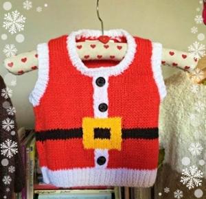 Lulsley Christmas Vest Top