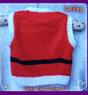 Back Lulsley Vest