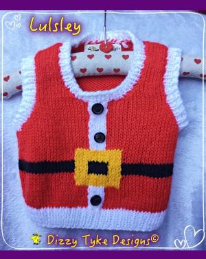 Front Lulsley Vest