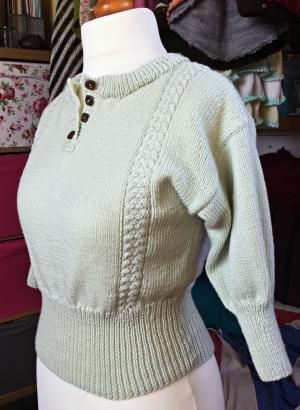 Staunton Sweater